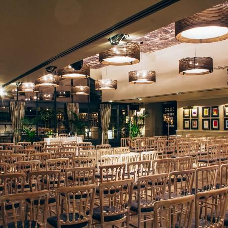 Lion House Wedding