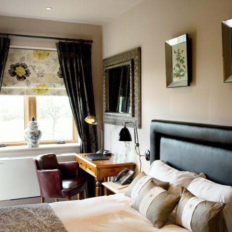 Bedroom at The Lion Inn