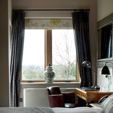 Lovely Views from Bedroom at The Lion Inn