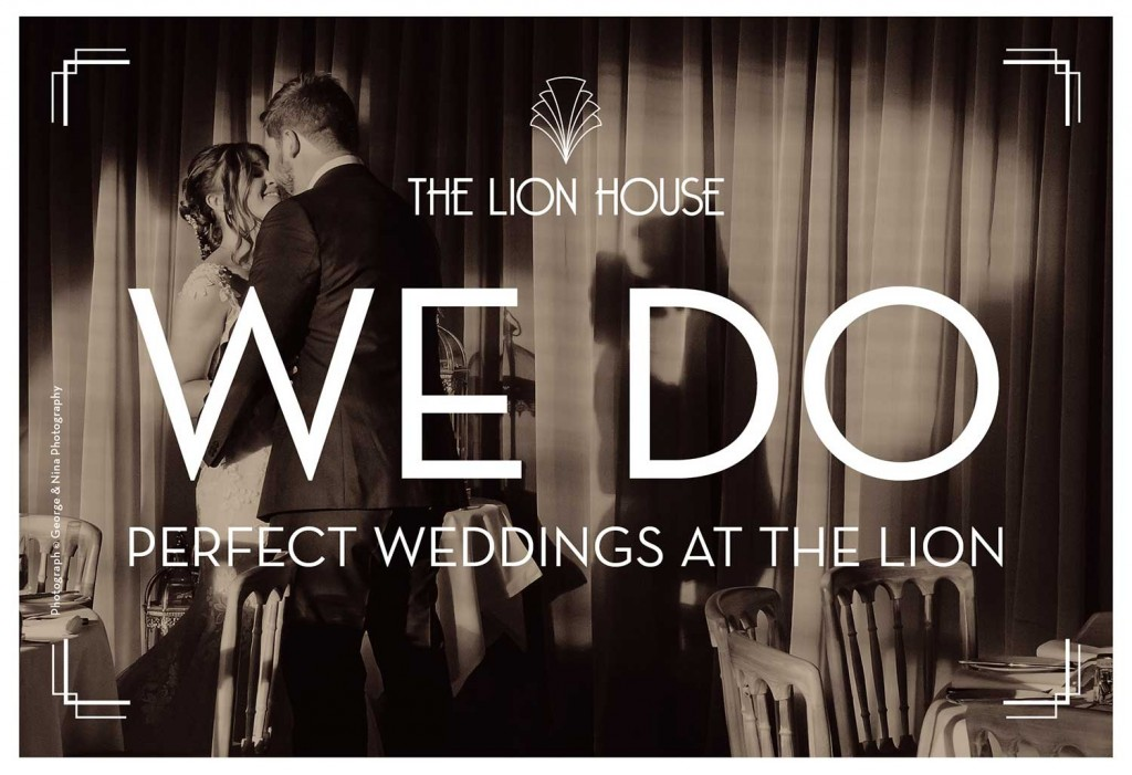 Weddings at The Lion House